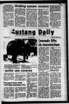 Mustang Daily, May 30, 1973