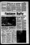 Mustang Daily, May 31, 1973