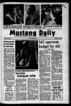 Mustang Daily, June 1, 1973