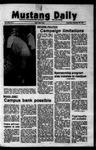 Mustang Daily, September 26, 1973