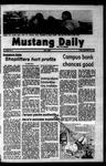 Mustang Daily, September 28, 1973