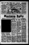 Mustang Daily, October 2, 1973