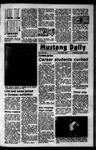Mustang Daily, October 3, 1973