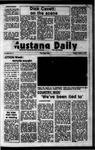 Mustang Daily, October 6, 1973