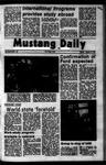 Mustang Daily, October 15, 1973