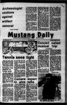 Mustang Daily, October 16, 1973