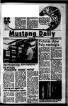 Mustang Daily, October 17, 1973