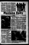Mustang Daily, October 26, 1973