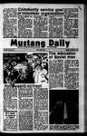Mustang Daily, October 29, 1973