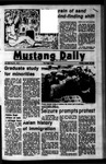 Mustang Daily, October 30, 1973