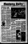 Mustang Daily, October 31, 1973