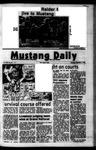 Mustang Daily, November 1, 1973