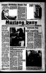 Mustang Daily, November 2, 1973