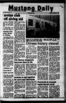 Mustang Daily, November 5, 1973