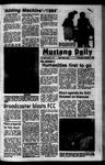 Mustang Daily, November 7, 1973