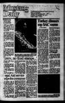 Mustang Daily, November 16, 1973
