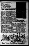 Mustang Daily, November 20, 1973
