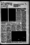 Mustang Daily, January 21, 1974