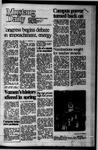 Mustang Daily, January 22, 1974