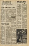 Mustang Daily, January 29, 1974