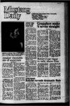 Mustang Daily, March 4, 1974