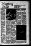 Mustang Daily, March 7, 1974