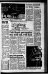 Mustang Daily, April 24, 1974