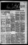 Mustang Daily, May 23, 1974
