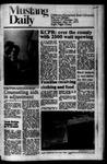 Mustang Daily, May 30, 1974