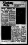 Mustang Daily, June 3, 1974