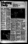 Mustang Daily, June 5, 1974