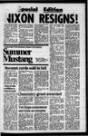 Summer Mustang, August 9, 1974