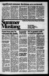 Summer Mustang, August 22, 1974