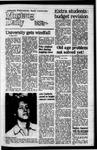 Mustang Daily, October 8, 1974