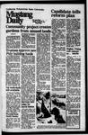 Mustang Daily, October 14, 1974