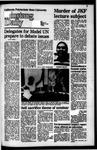 Mustang Daily, October 17, 1974