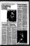 Mustang Daily, October 22, 1974