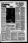 Mustang Daily, November 15, 1974