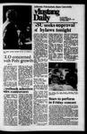 Mustang Daily, December 4, 1974