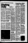 Mustang Daily, December 5, 1974