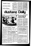 Mustang Daily, January 9, 1975