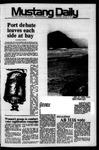 Mustang Daily, January 15, 1975