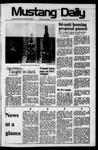 Mustang Daily, January 22, 1975