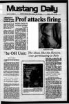 Mustang Daily, January 27, 1975