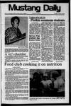 Mustang Daily, January 30, 1975