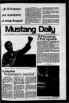 Mustang Daily, February 11, 1975