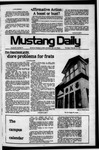 Mustang Daily, February 13, 1975