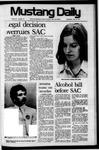 Mustang Daily, April 2, 1975