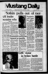 Mustang Daily, April 3, 1975