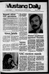 Mustang Daily, April 4, 1975